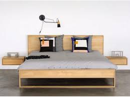 Oak Bed Frame Oak Beds Archiproducts