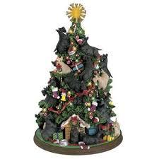 scottish terrier tree the danbury mint