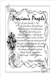 50th wedding anniversary poems poetry precious golden wedding anniversary poem a