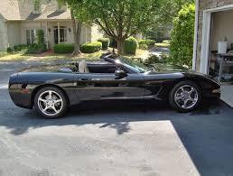 c5 corvette black 1999 c5 corvette convertible