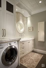 Laundry Room Sink Cabinets by Stunning Cabinet With Best Laundry Room Sink With Chrome Faucet