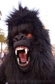 Yeti Halloween Costume Nightmare Christmas Halloween Masks Costumes Devil