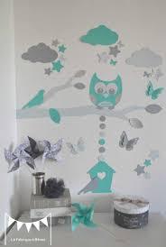 chambre enfant pas cher stickers chambre bébé pas cher galerie et decoration turquoise