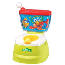 Toy Chair Sesame Street Elmo Adventure Potty Chair Walmart Com