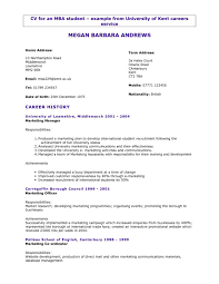 Wedding Resume Format Free Resume Templates For Nurses Resume Template And
