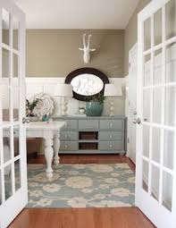Office Wall Color Ideas The Color Of This Armoire And The Dressed In It Are Done With