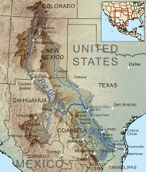 Map Of North Dallas by Pecos River The Handbook Of Texas Online Texas State Historical