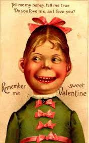 vintage valentines 15 vintage s day cards you shouldn t give to anyone