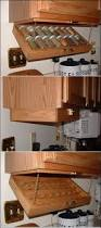 Wooden Wall Mount Spice Rack Kitchen Magnificent Wall Mounted Wooden Spice Racks For Kitchen