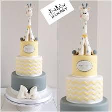 giraffe baby shower cake giraffe baby shower cake s bakery beautiful food
