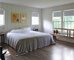 rough linen summer bed