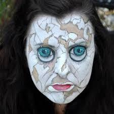 Scary Dolls Costumes Halloween Amazing Halloween Creepy Sfx Contact Lenses