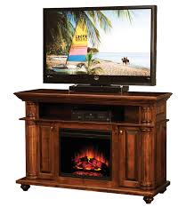 White Electric Fireplace With Bookcase by Bryant Electric Fireplace Tv Console Town U0026 Country Furniture