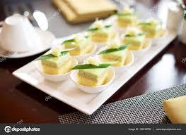 dessert canapes dessert canapes food stock photo tangducminh 134516780
