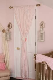 Nursery Pink Curtains Curtain Pink Curtains Nursery Curtain Style Shabby Chic Dresser