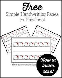 free make your own printable handwriting worksheets handwriting