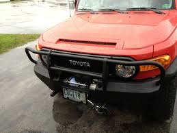 warrior products bumper install or not page 2 toyota fj