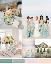 50 stunning beach wedding color ideas for this summer u2013 bridalore