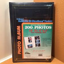 4x6 Photo Album Refill Pages 100 Photo Album 4x6 Nielsen Bainbridge Group Photo Albums
