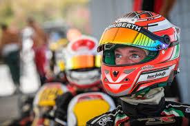 lamborghini squadra corse takes to the track with the kart drivers