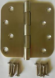 Security Hinges For Exterior Doors 4 Pack Security Stainless Steel Exterior Door Hinges 4 With 5 8