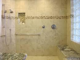 master bathroom shower designs master bathroom with no step shower modern bathroom ta