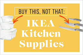 buy this not that ikea kitchen supplies kitchn