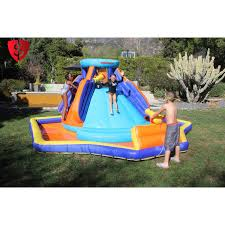 water slide inflatable slip and slide wave rider inflatable kids