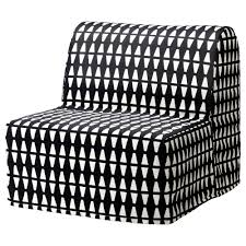 Ikea Sofas And Armchairs Lycksele Håvet Chair Bed Ebbarp Black White Ikea