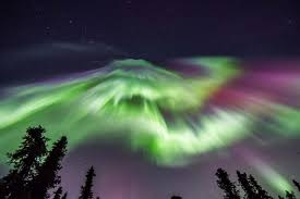 where is the northern lights in alaska northern lights dance across alaska s winter skies newsminer com