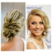 side buns for shoulder length fine hair women hairstyle prom hairstyles for fine hair medium length