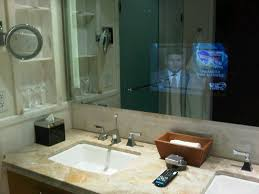 Tv In Mirror Bathroom by Perfect Bathroom With Tv Bathroom With Tv 1 On Bathroom Nice