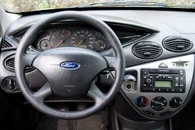 2000 Ford Focus Interior Totalcar Magazine Used Cars Possibly The Most Durable Family Car