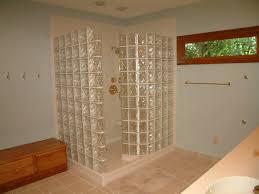 Glass Block Bathroom Designs by Bathroom Amazing Ideas For Bathroom Decoration Using Travertine