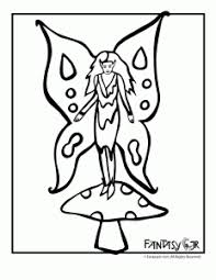 fairy coloring pages woo jr kids activities