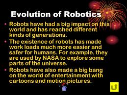 history on robotics created by magdalena itec 1301