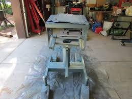 milwaukee bandsaw table by swag the hobby machinist forums