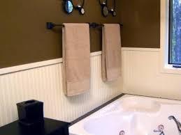 Bathroom With Wainscoting Ideas Brilliant Bathroom Designs With Wainscoting In Ideas T Inside