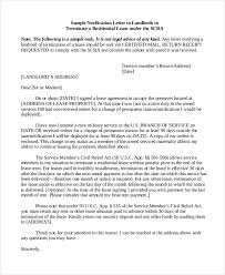 sample termination letter 8 free documents in pdf doc