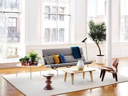 Rectangular Coffee Table Living Room - eames rectangular coffee table herman miller