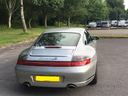 used 2002 porsche 911 carrera 996 carrera 4s for sale in surrey