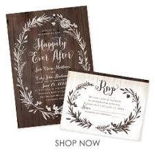 wedding invitation pictures cheap wedding invitations s bridal bargains