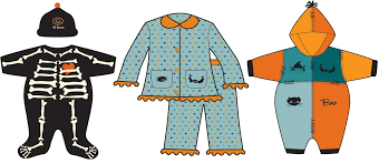 halloween pajamas for babies werner design werks