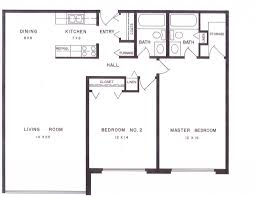 house plans for florida apartments 2 bed 2 bath floor plans bedroom bath house plans for