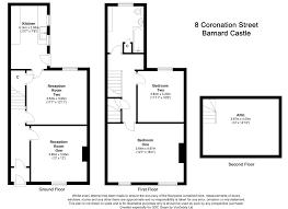 coronation street barnard castle county durham 2 bed terraced