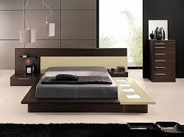 Stylish Bedroom Designs Stylish Wooden Bed Aakruti Furnishers Decorators