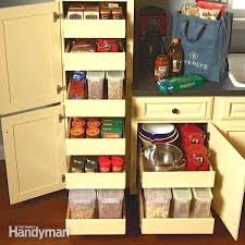 Storage Ideas For Kitchen Cabinets Kitchen Cabinet Storage 6 Kitchen Storage Cabinets