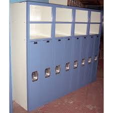 list industries superior 8 door lockers metal kids gym work