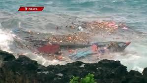 no safe harbour christmas island shipwreck