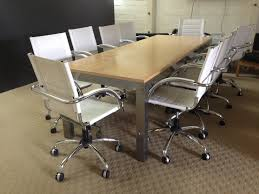 Detachable Conference Table Santa Barbara Ca Custom Made Conference Table With Solid Alder